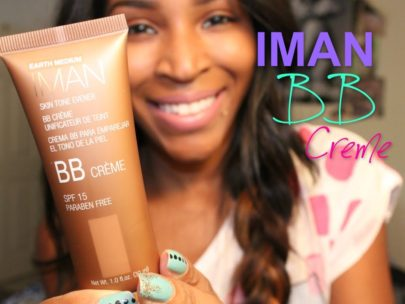 La BB Creme Iman Cosmetics
