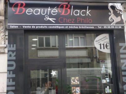 Beauté Black chez Philo