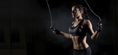 La corde à sauter pour brûler des calories