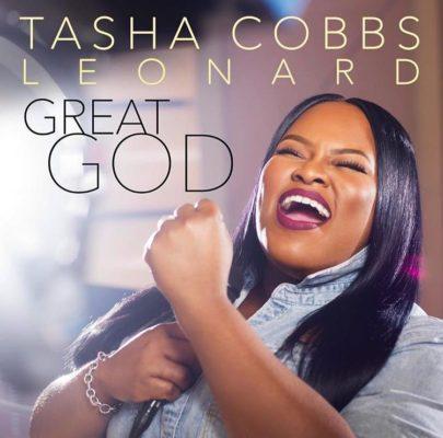 Nouvel album pour Tasha Cobbs Leonard