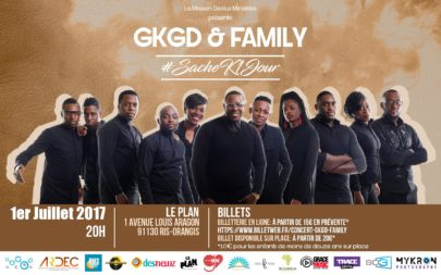 Tribe Inside – Concert GKGD & Family