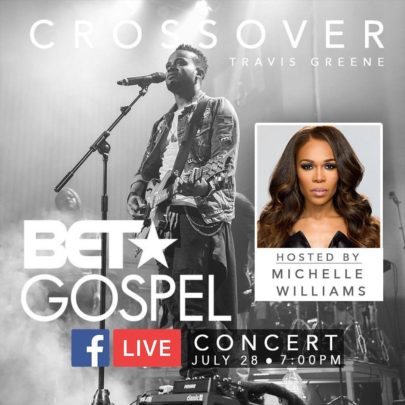 Travis Greene Facebook Live Session