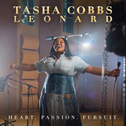 Tasha Cobbs – Your spirit ft Kierra Sheard [audio]