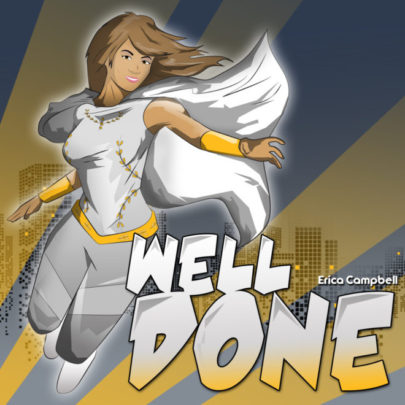 Erica Campbell – Well done [live]