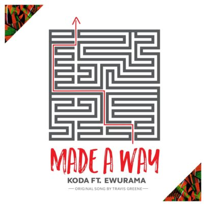 Koda, You made a way cover