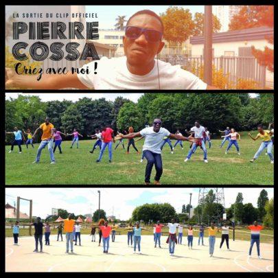 Pierre Cossa – Crie avec moi [New Clip]
