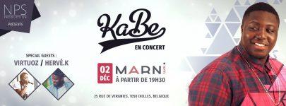 Kabe en concert – Opération spéciale!