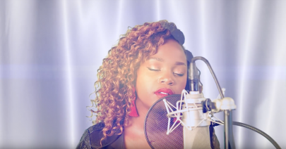 Gabrielle Barenda – « For you glory » (Cover)