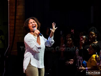 Photos du concert de Briana Babineaux à Londres