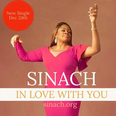 Sinach | In Love with You challenge