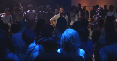 BRAND NEW! Travis Greene – Be still live