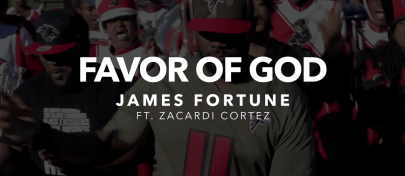 James Fortune & Fiya – Favor of God ft Zacardi Cortez