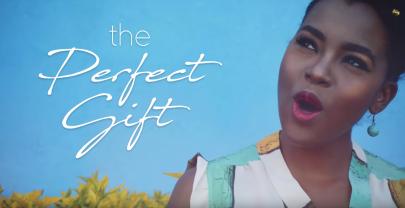 Joyce Omondi   The perfect Gift [Lyric video]