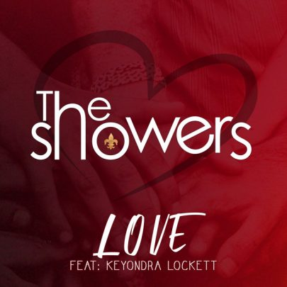 Nouveau single pour The Showers feat Keyondra Lockett [Lyric Video]