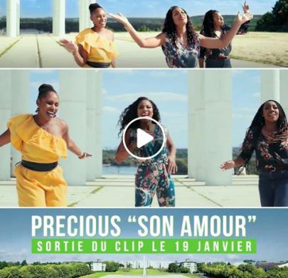 Precious | Ton amour [Teaser]