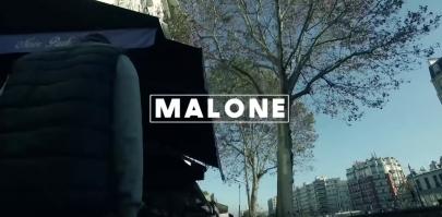 BRAND NEW! Malone    Top of world [Clip]