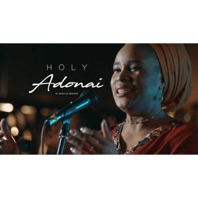 Mireille Basirwa   Holy Adonaï [Clip]