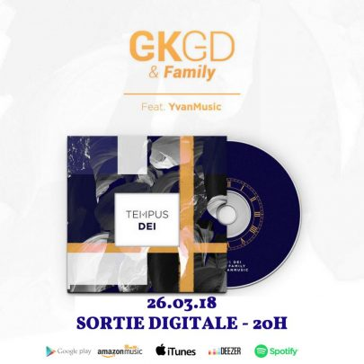BRAND NEW! GKGD & Family | Tempus Dei [Single]