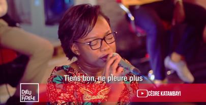 Cèdre Katambayi & Les Archanges |Tiens bon [Clip]