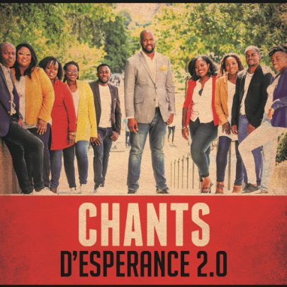 BRAND NEW! Ricardo Apollon – Chants d'espérance 2.0 [Album]