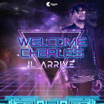 BRAND NEW! Welcome Charles – Il arrive [Single]