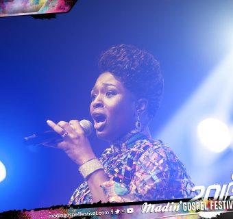Dena Mwana – St Esprit Live au Madin' Gospel Festival
