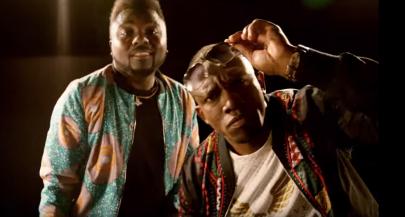 BRAND NEW! Pierre Cossa Feat. Prince K-Mer – Toujours Dans La Joie [Clip]