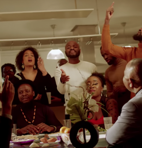 Africa New Gospel – Tu le mérites feat Marcel Boungou
