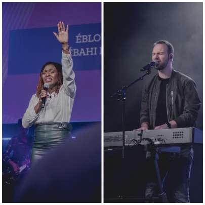 Top Live | Dena Mwana & Dan Luiten