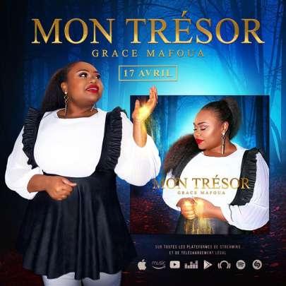 Grace Mafoua – Mon trésor [EP]